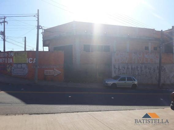 Salão Comercial À Venda, Jardim Ibirapuera, Limeira - Sl0113. - Sl0113
