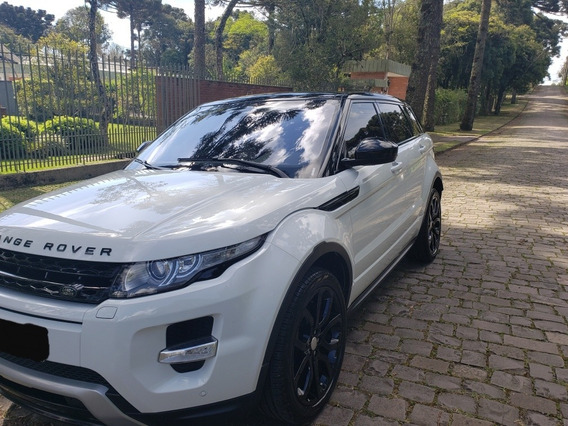 Land Rover Evoque 2.0 Si4 Dynamic 5p 2015
