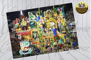 Papel De Arroz Comestível Unidos De Vila Maria Carnaval