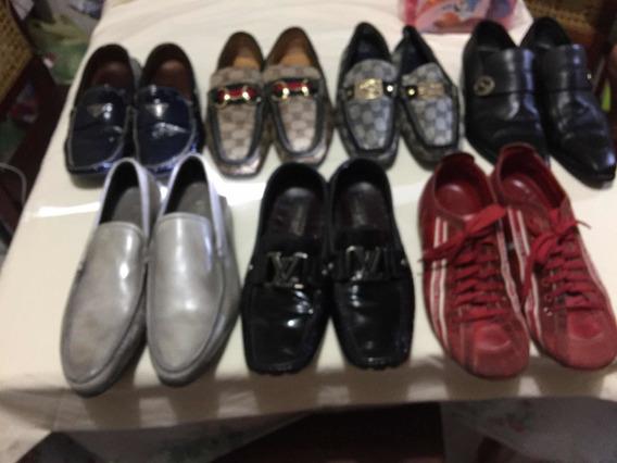 Zapatos Louis Vuitton Monte Carlo