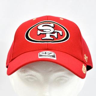 San Francisco 49ers Gorra 47 Brand Importada 100% Original