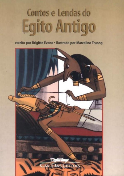 Contos E Lendas Do Egito Antigo