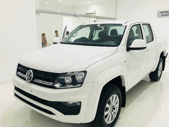 Amarok Comfortline 4x2 Manual Volkswagen Precio Vw At 2020