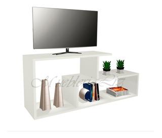 Mueble Mesa Para Tv Led Rack 120 Cm