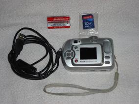 Camera Kodak Easy Share C300 Pilha Grátis