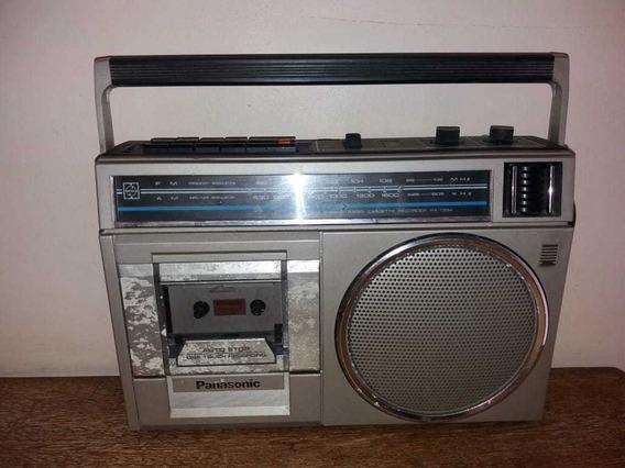 Rádio Panasonic National Funcionando (leia A Descrição)