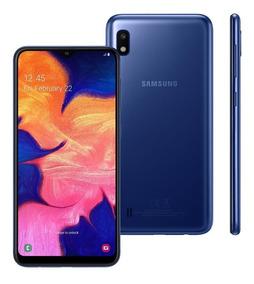 Celular Samsung Galaxy A10 Dual 32gb 2gb Ram A105 Azul