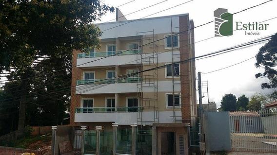 Apartamento 02 Quartos No Bom Jesus, São José Dos Pinhais. - Ap0521