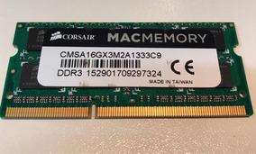 Memória Mac 16gb