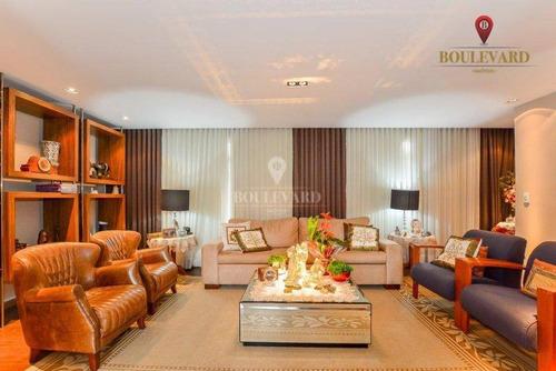 Casa À Venda, 480 M² Por R$ 1.085.000,00 - Guabirotuba - Curitiba/pr - Ca0131