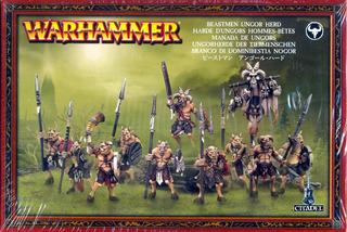 Warhammer - Ungors Raiders And Ungors Warriors