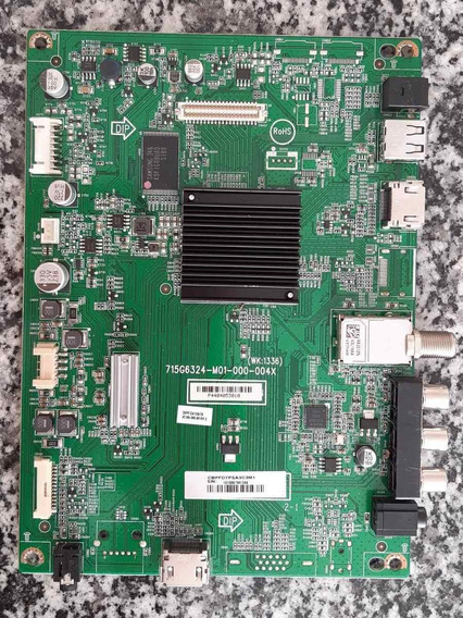 Placa Philips 32pfg4109 Placa 715g6324-mod-000-0
