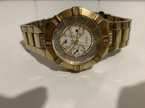 Relógio Guess, Dourado