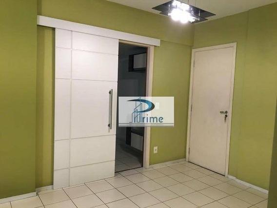 Apartamento Com 3 Dormitórios À Venda, 74 M² Por R$ 370.000,00 - Centro - São Gonçalo/rj - Ap0239