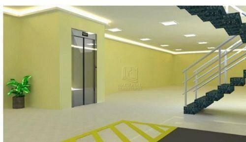 Imagem 1 de 20 de Cobertura Com 2 Dormitórios À Venda, 85 M² Por R$ 360.000,00 - Parque Das Nações - Santo André/sp - Co5566