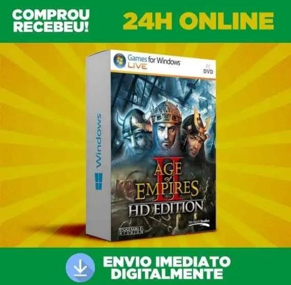 Novo Age Of Empires Edition 2 ¿ Original Conosco