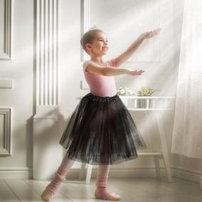 06630a328 Vestido De Ballet Para Ninas - Ropa y Accesorios en Mercado Libre ...