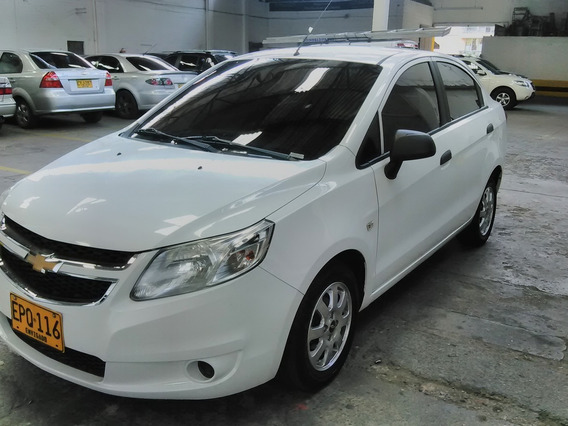 Chevrolet Sail Blanco 2018