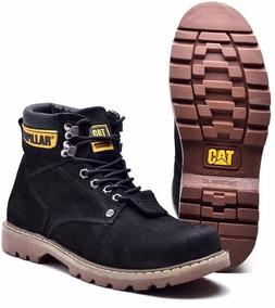 9a7a65b24 Cor Bronze Bota Caterpillar Men S Founder Boston Boot - Botas com o ...