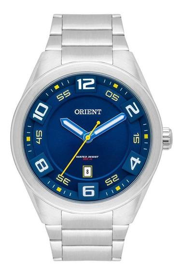 Relógio Orient Masculino Mbss1298 D2sx