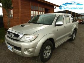 Toyota Hilux 3.0 Dsl 4x4 2010