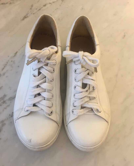 Zapatillas Blancas Prune 37