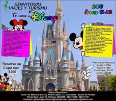 Disney En Familia O Amigos Tu Eliges