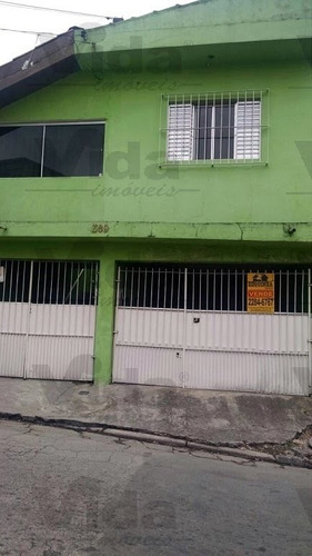 Casa Assobradada Em Novo Osasco  -  Osasco - 27867