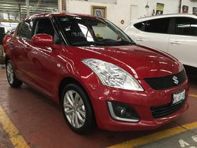 Suzuki Swift Gls Std 6 Vel Ac 2014