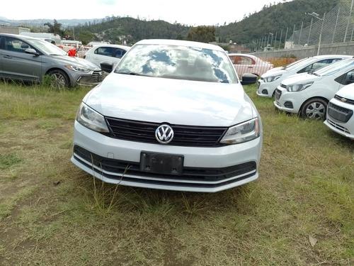 Imagen 1 de 11 de Volkswagen Jetta 2018 2.0 Tiptronic At