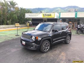 Jeep Wrangler Renegade