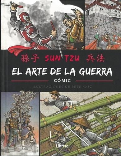 El Arte De La Guerra (comic) - Td, Sun Tzu, Librero
