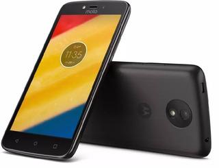 Smartphone Motorola Moto C 8gb Dual Sim 3g Tela 5.0 Cam 5mpx