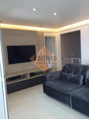 Imagem 1 de 30 de Apartamento Tipo Cobertura No Carrão, 232 M², 04 Suítes, 03 Vagas, R$ 1.695.000,00 - 1825