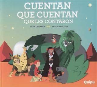 Libro Cuentan Que Cuentan Que Les Contaron - Olga Drennen