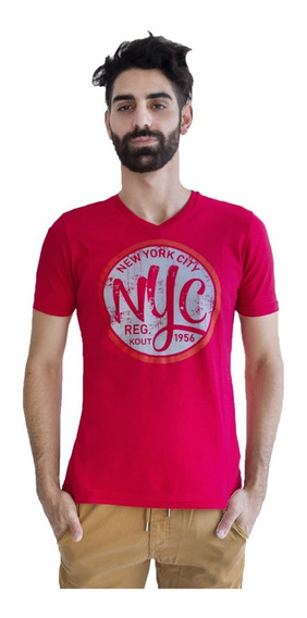 Remera Numbers - Kout Hombre