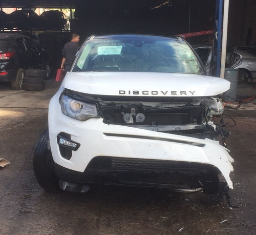 Sucata Peças  Land Rover Discovery Sport 2016 Diesel