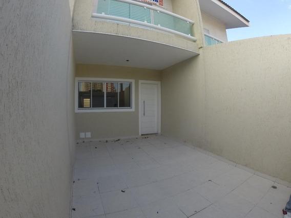 Sobrado Com 2 Dormitórios Para Alugar, 91 M² Por R$ 2.200,00/mês - Canto Do Forte - Praia Grande/sp - So0324