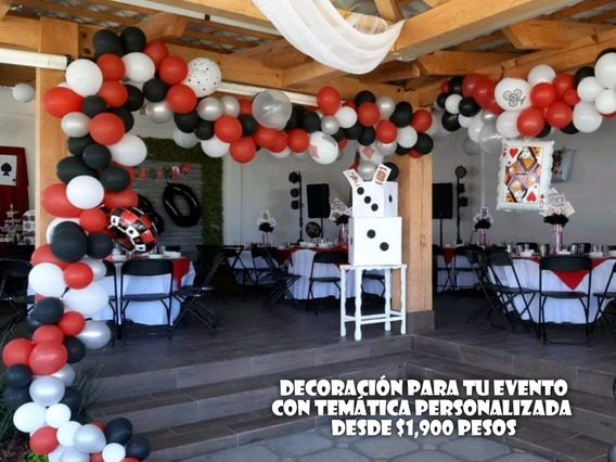 Decoración, Mesas De Dulces, Cortinas Luminosas