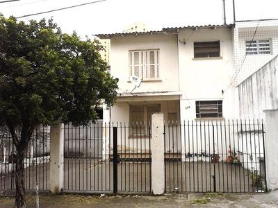 Sobrado Residencial À Venda, Mooca, São Paulo - So0130. - So0130