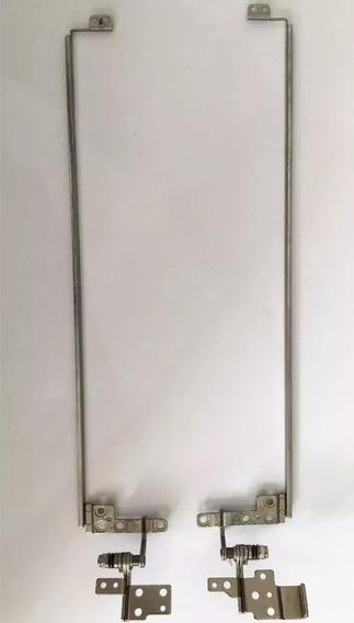 Dobradiças (par) Samsung Np300e5k Kfbbr E Outros Modelos
