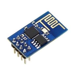 Módulo Transceiver Wi-fi Esp8266 Para Esp-01 Arduino