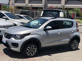 Fiat Mobi 1.0 Way On Flex 5p 2017 Completo Unico Dono