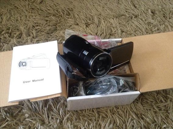 Câmera Filmadora Digital