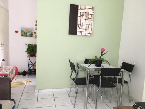 Apartamento Em Condomínio Fechado, Ref. 5813 M H