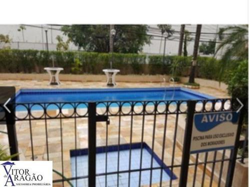 10424 -  Apartamento 2 Dorms, Santana - São Paulo/sp - 10424