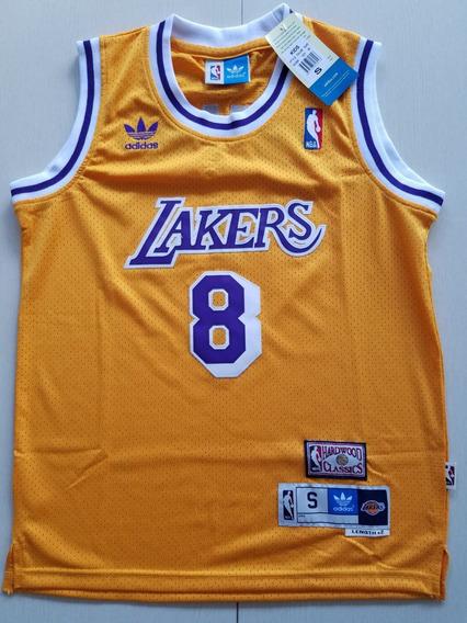 Kobe Bryant #8 #24 Modelos Retro - A Pedido