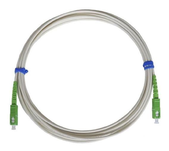 Cable Modem Speedy Arnet Claro 3 Mts Patch Cord Fibra Optica