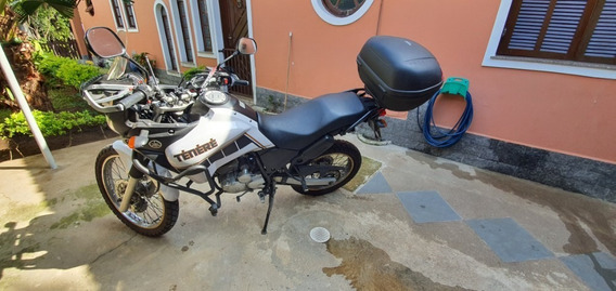 Tenere 250 2013 Branca Revisada