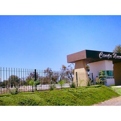 Lotes En Residencial Campo Nuevo - Apaseo El Grande